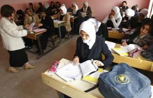 مشاكل التعليم العربي